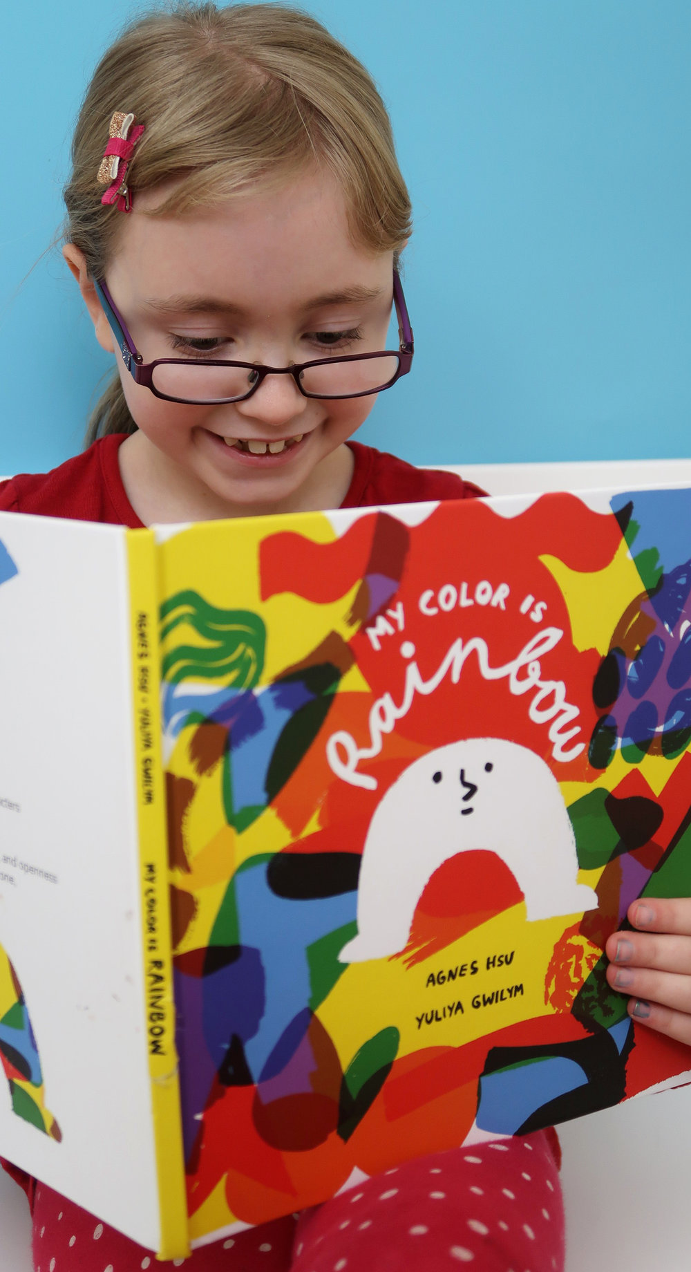 my color is rainbow book review