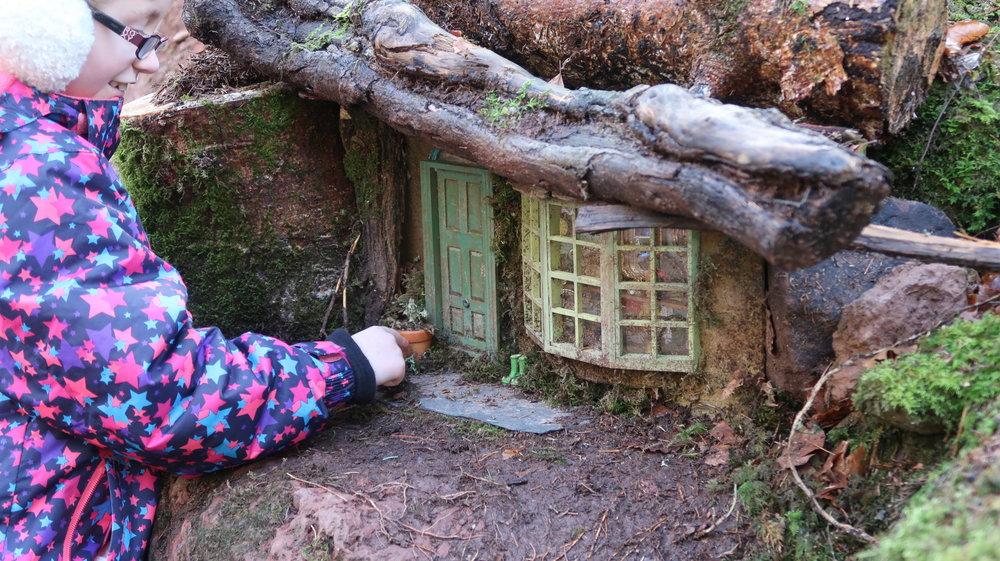 bluestone wales hidden fairy village