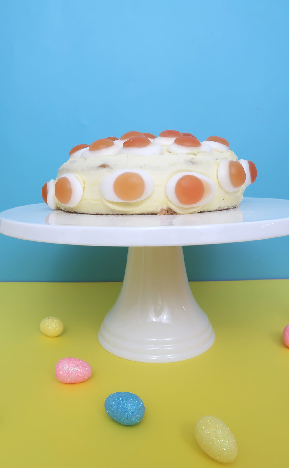 how to make an easter cake