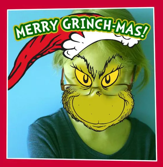 grinch yourself