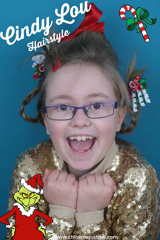how to make a cindy lou hairstyle