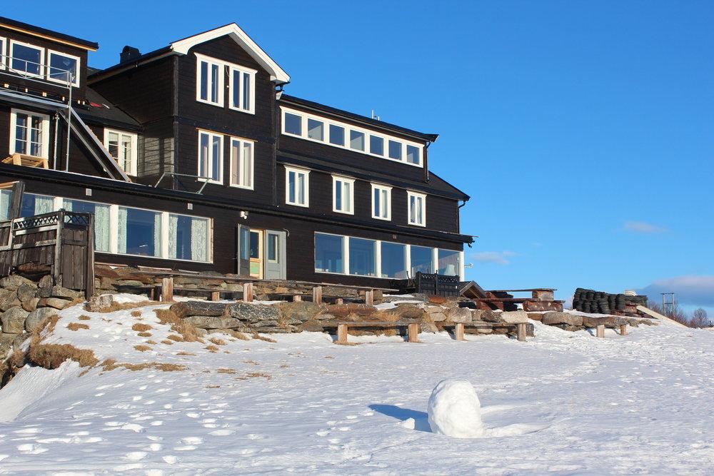 Nøsen Mountain Hotel.