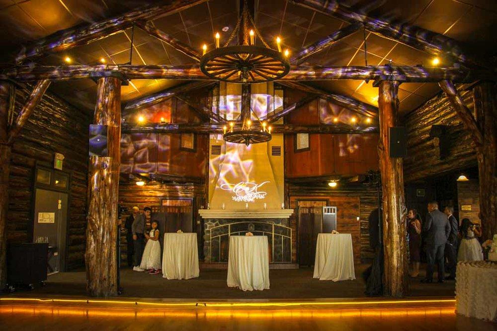 Presidio Log Cabin San Francisco