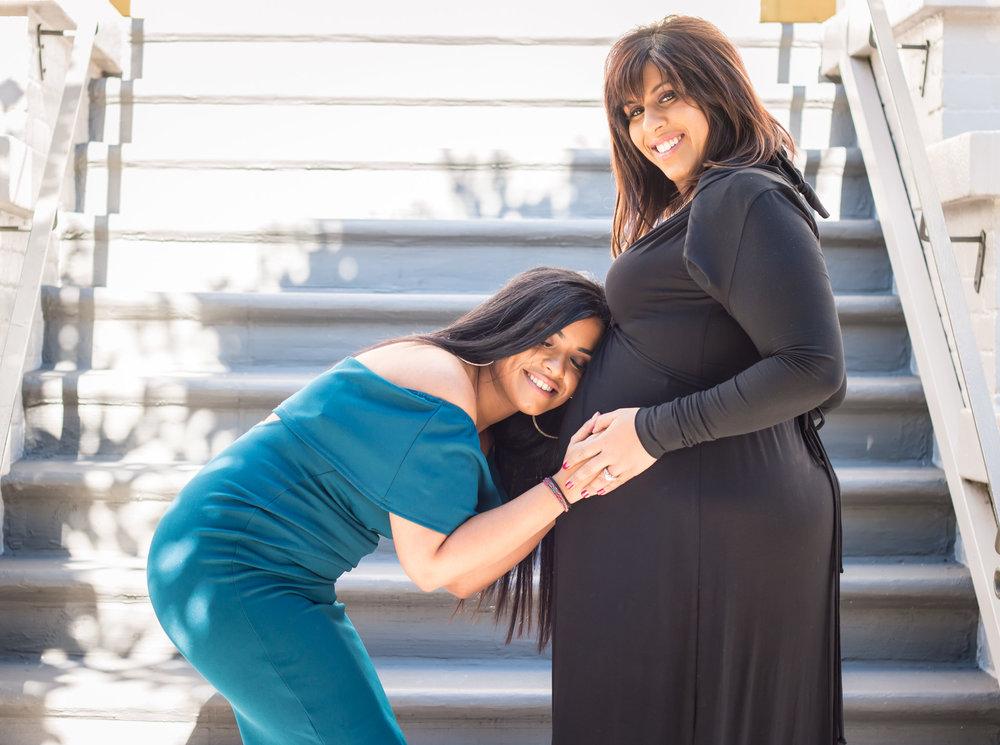 sister maternity