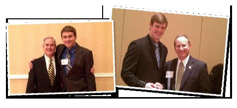 2011-2012 AFF Scholarship Winners