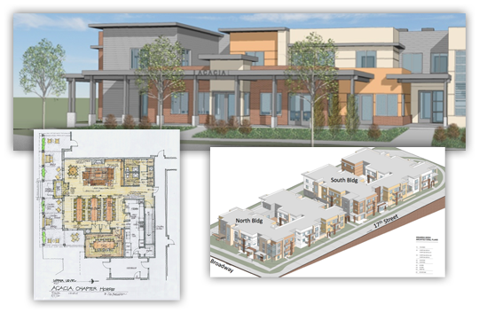 Colorado Chapter housing redevelopment
