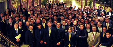 2012 Conclave delegation