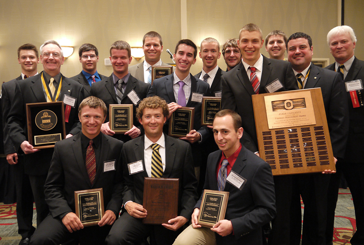 Iowa State Chapter - Conclave 2014