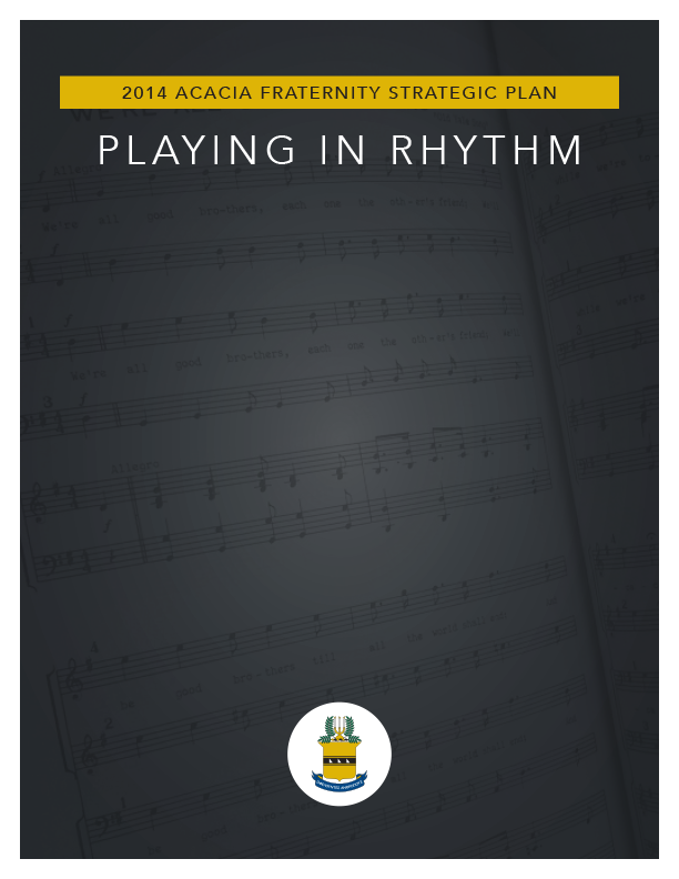 2014 Strategic Plan - Playing in Rhythm