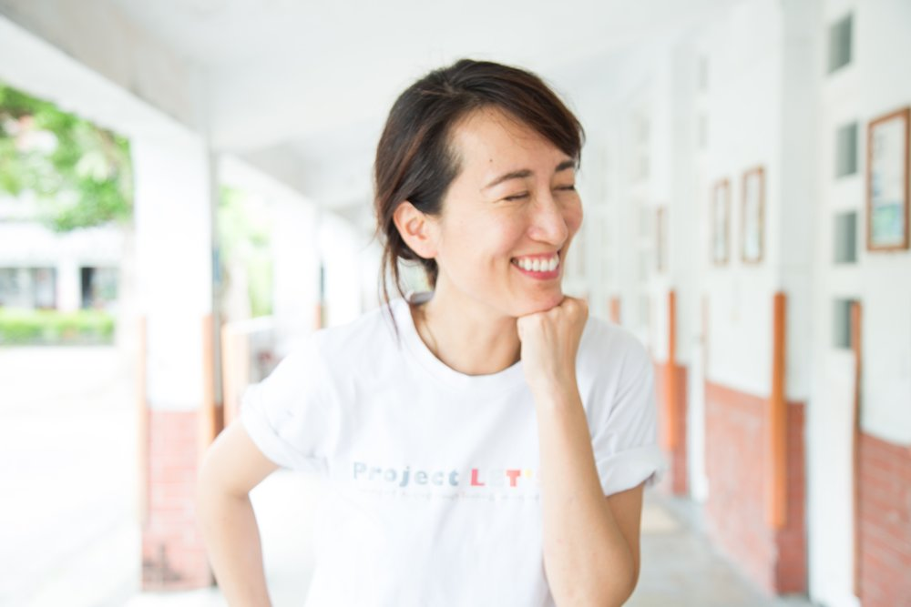 Wannie Wang , Founder and Executive Director