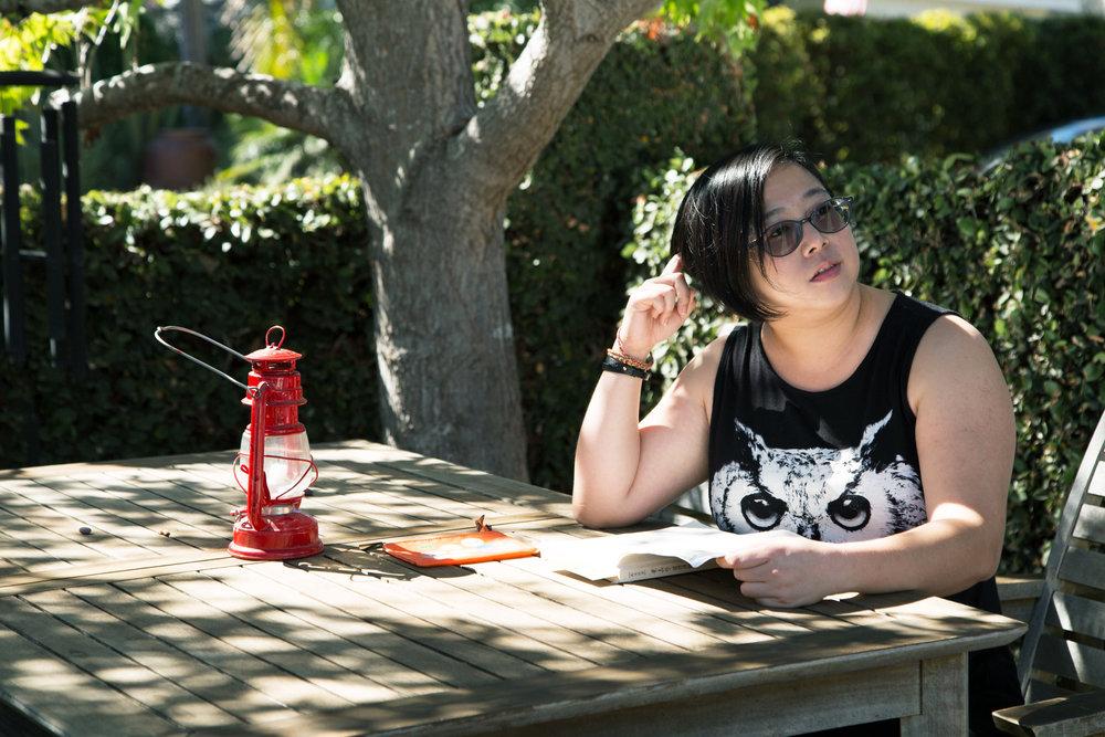 Pearl Lin , Grassroots Organizer