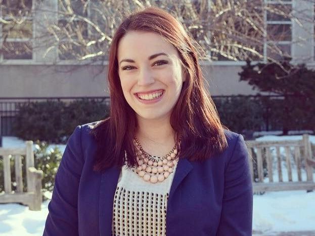 Mackenzie Fusco   Graduate Fellow for Career Coaching and Programming
