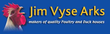 My main supplier of poultry and waterfowl housing is from Jim Vyse Arks, click above for more details we can accommodate all of your housing needs