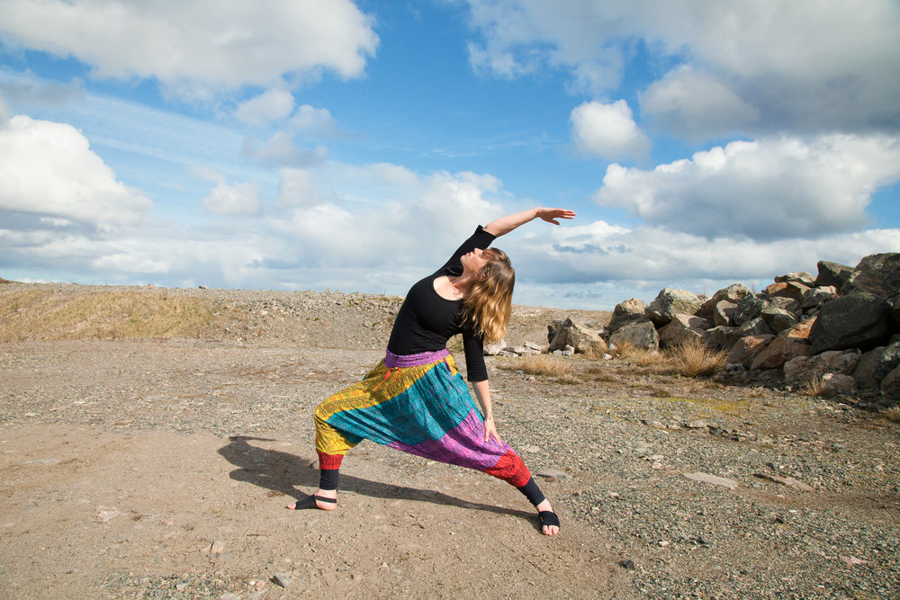 Photography Projects - Black Isle Yoga; FOTN; Martin's Memorial & Tilly Loves