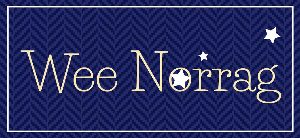 Logo & Woven Label Design - Wee Norrag