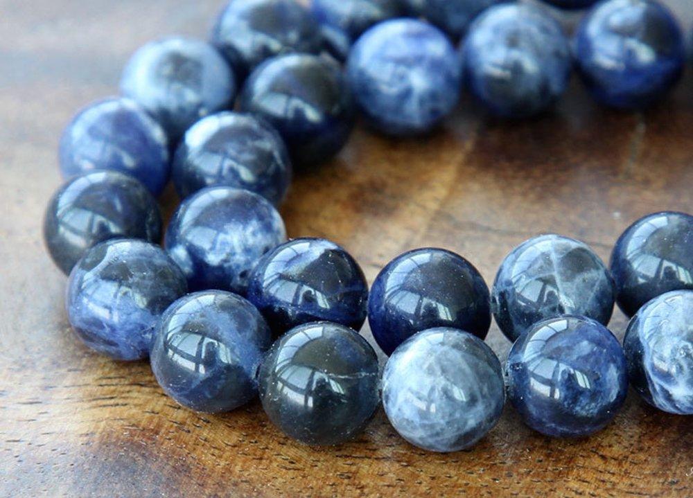 Blue Sodalite Jade