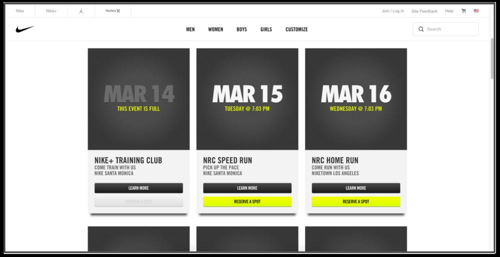 Nike ( Nike + LA )