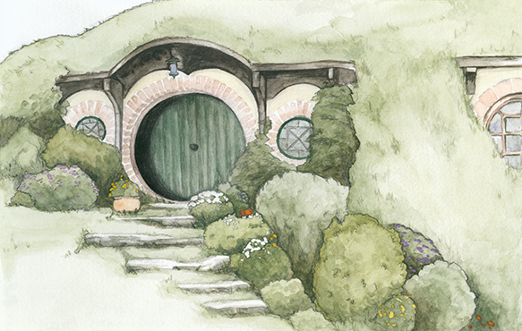 hobbit hole 2