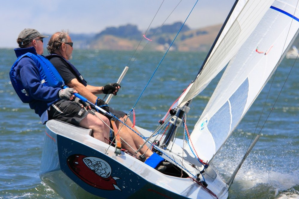 Learn to sail in beautiful tomales bay