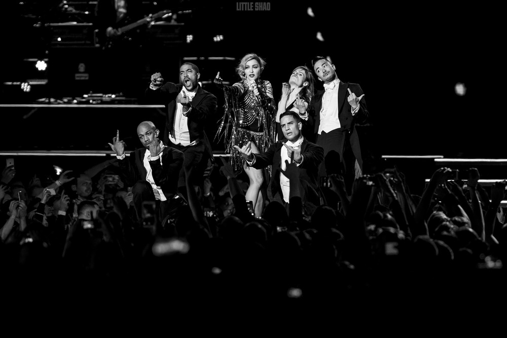 MADONNA - REBEL HEART TOUR in PARIS