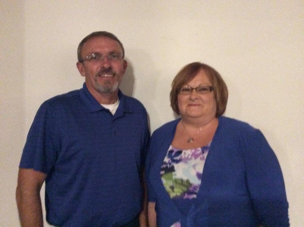 Joe and Carol Petrey