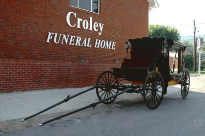 Click  here  to view obituaries from the Croley Funeral Home.