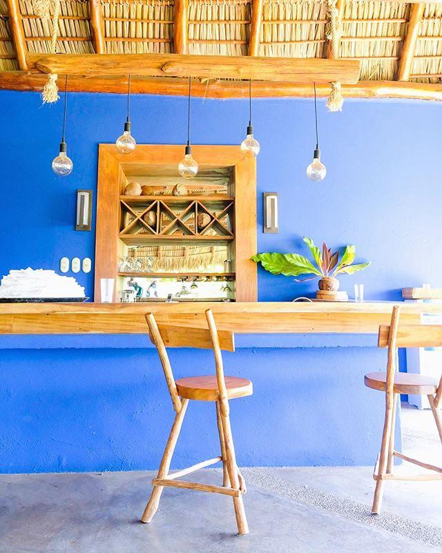 Cutest beach bar in all of Costa Rica 🏝