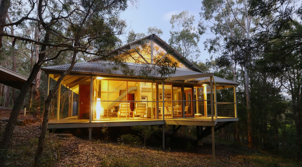 Four star accommodation    In the Myall Lakes National Park Just 2.5 hours north of Sydney.   See Our Cottages