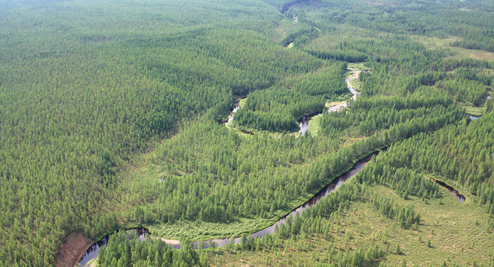 TUNGUSKA RIVER