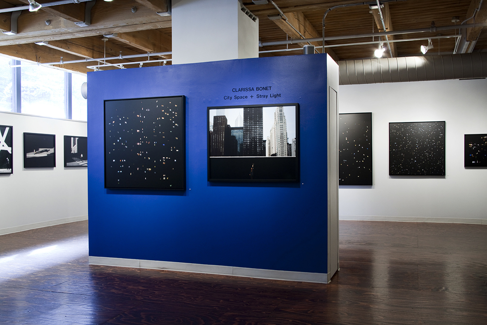 City Space + Stray Light at the Catherine Edelman Gallery, 2016