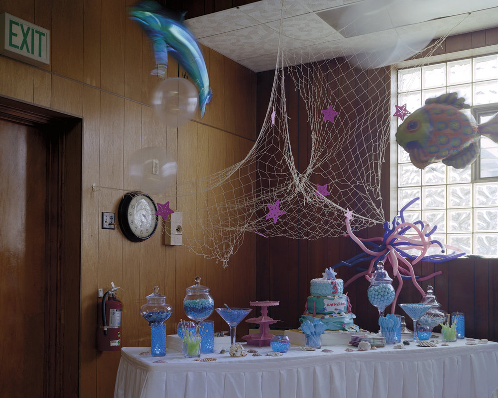Analeah's Birthday/Under the Sea , Whiting, IN 2015