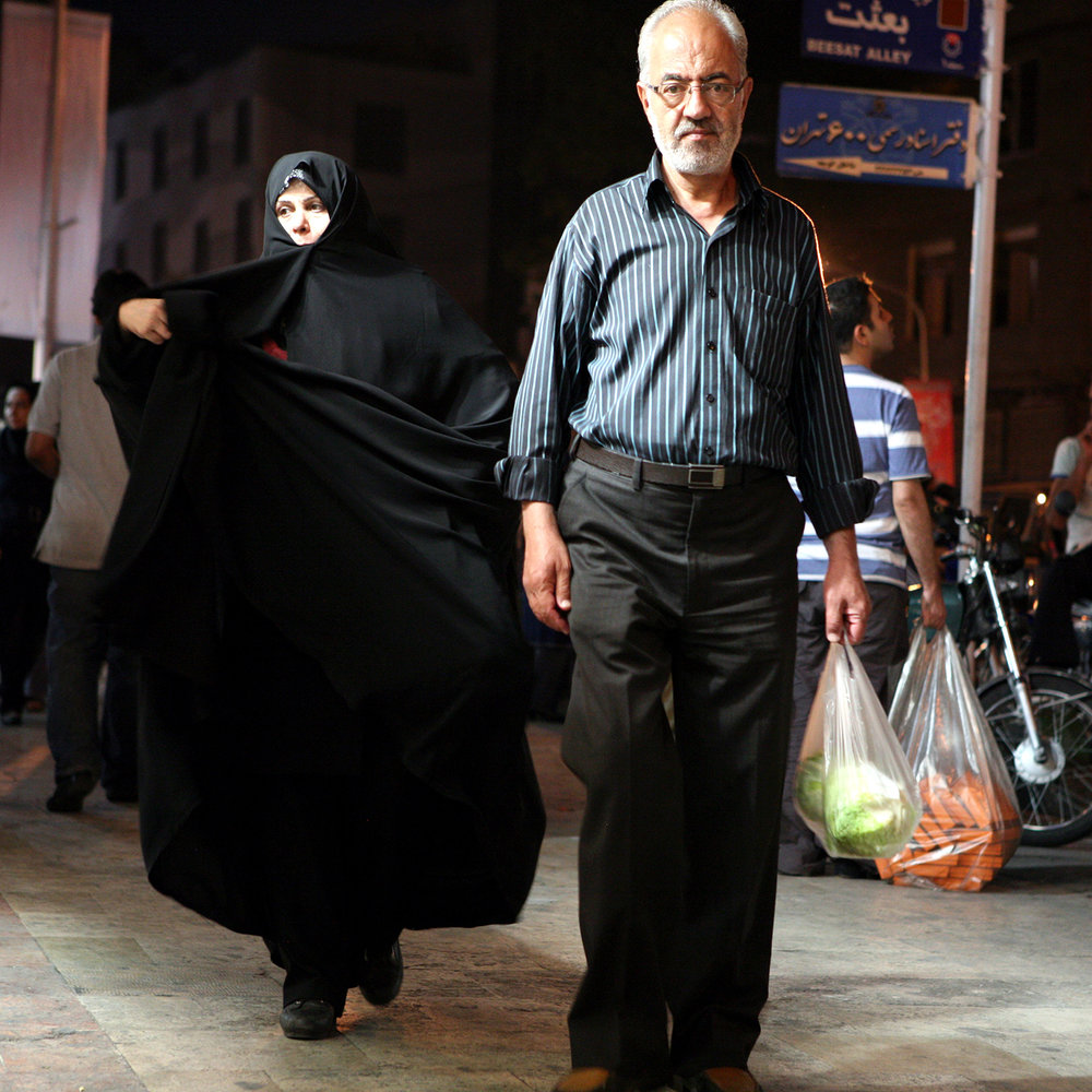 Tehran at Night -2.JPG