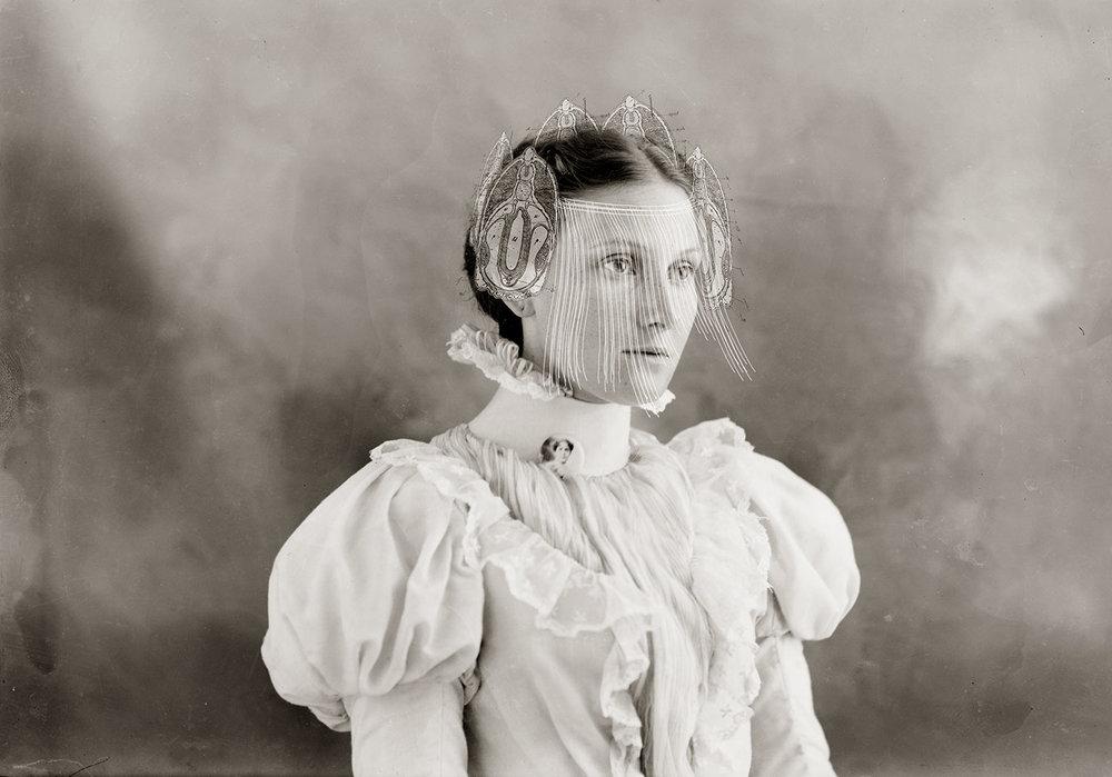 The Veil Insures Her Silence