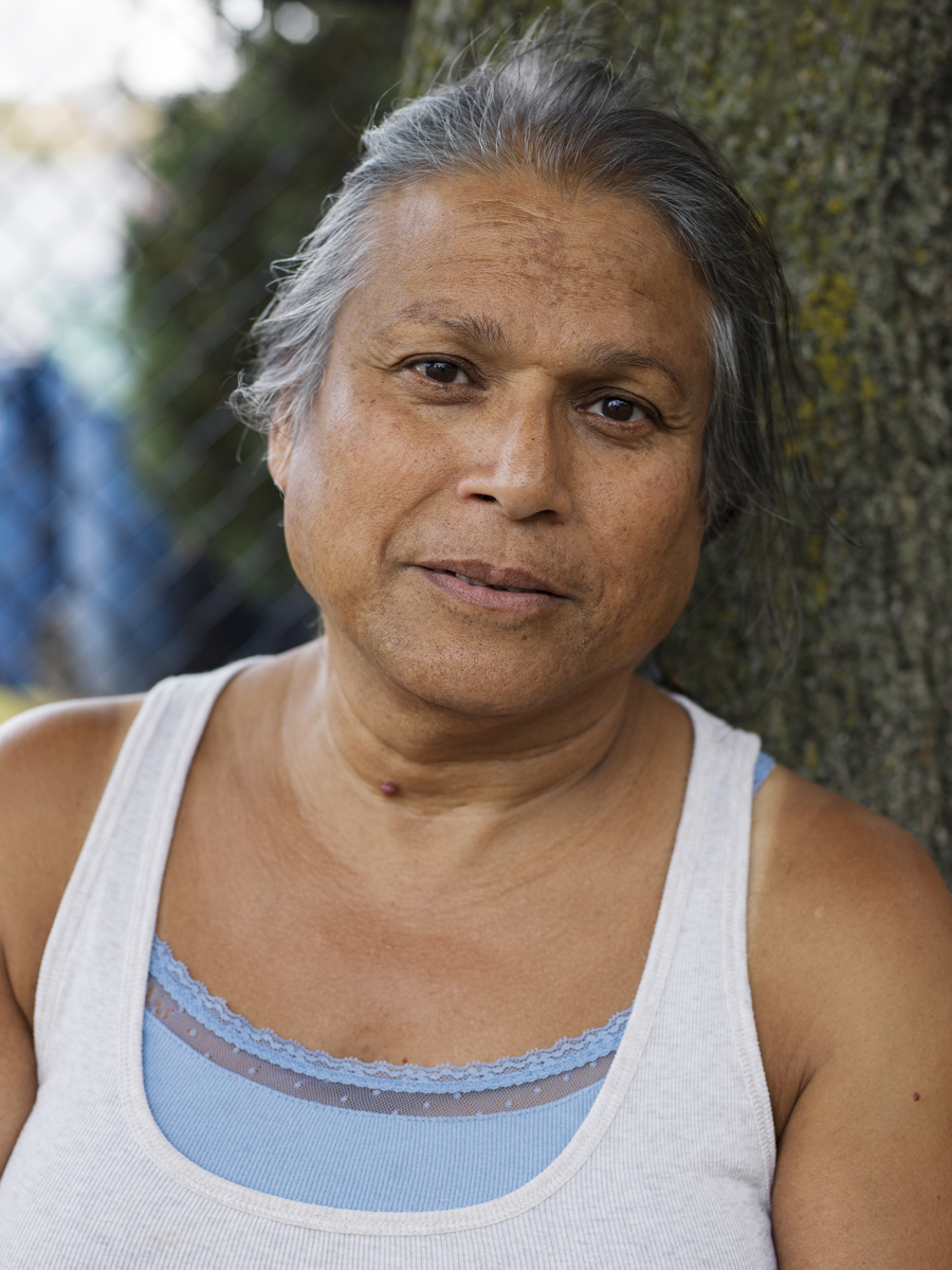 Alexis, 64, Chicago, IL, 2014