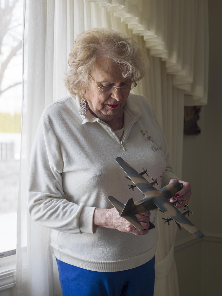 Bobbi, 83, Detroit, MI, 2014