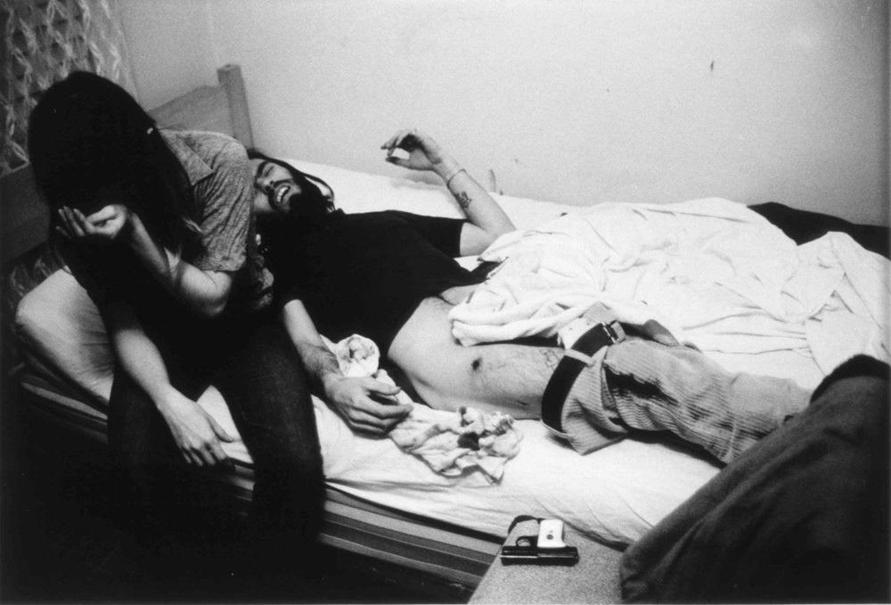 Accidental Gunshot Wound  Larry Clark