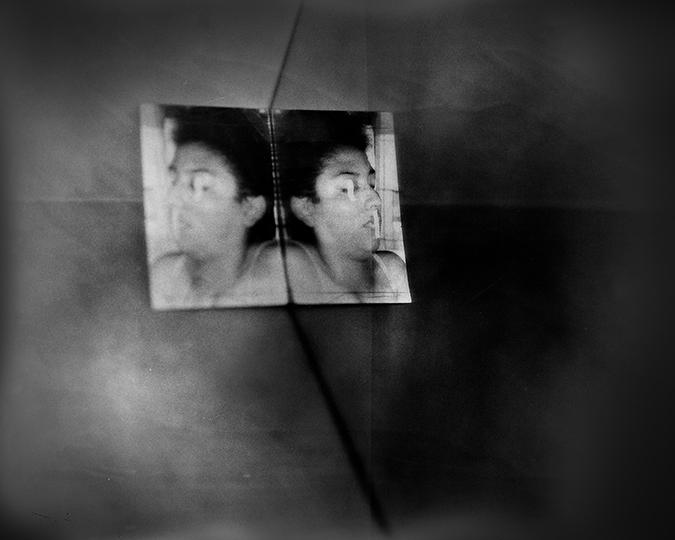 Dead Ringer on Mirror (1979 Lima, Peru) 2018.