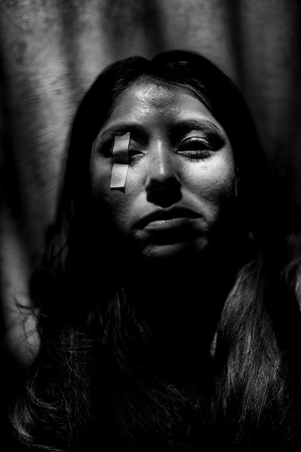 Dead Ringer/Self Portrait as Found Photograph (1979 Lima, Peru) 2018