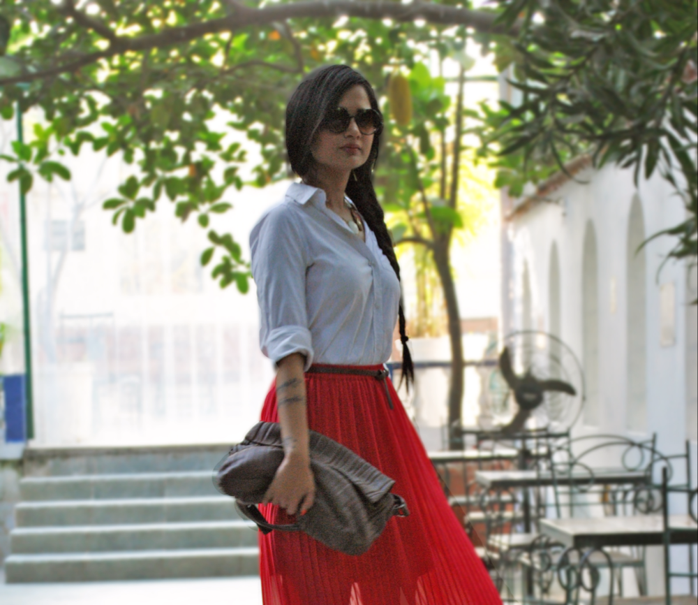 The Chic Armoire by Nidhi Kunder | Circadian Rhythm 1