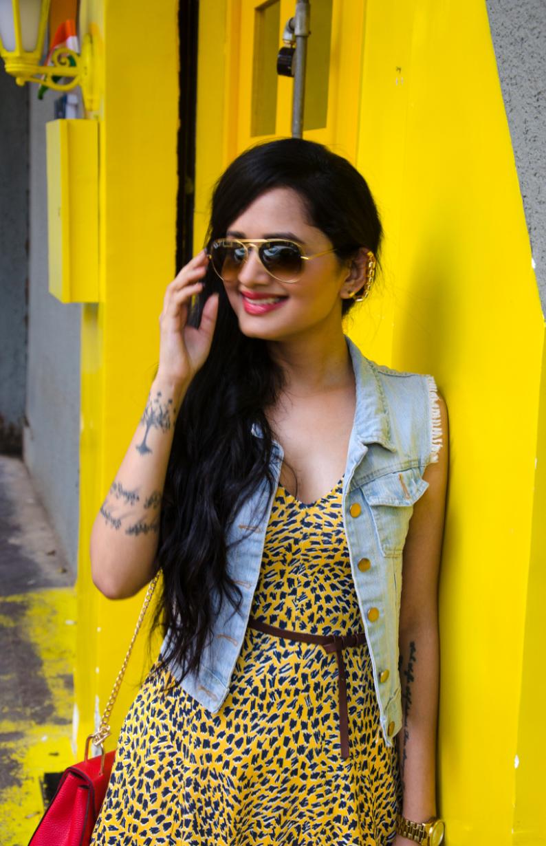 Nidhi Kunder | The Chic Armoire | Yellow Submarine 9
