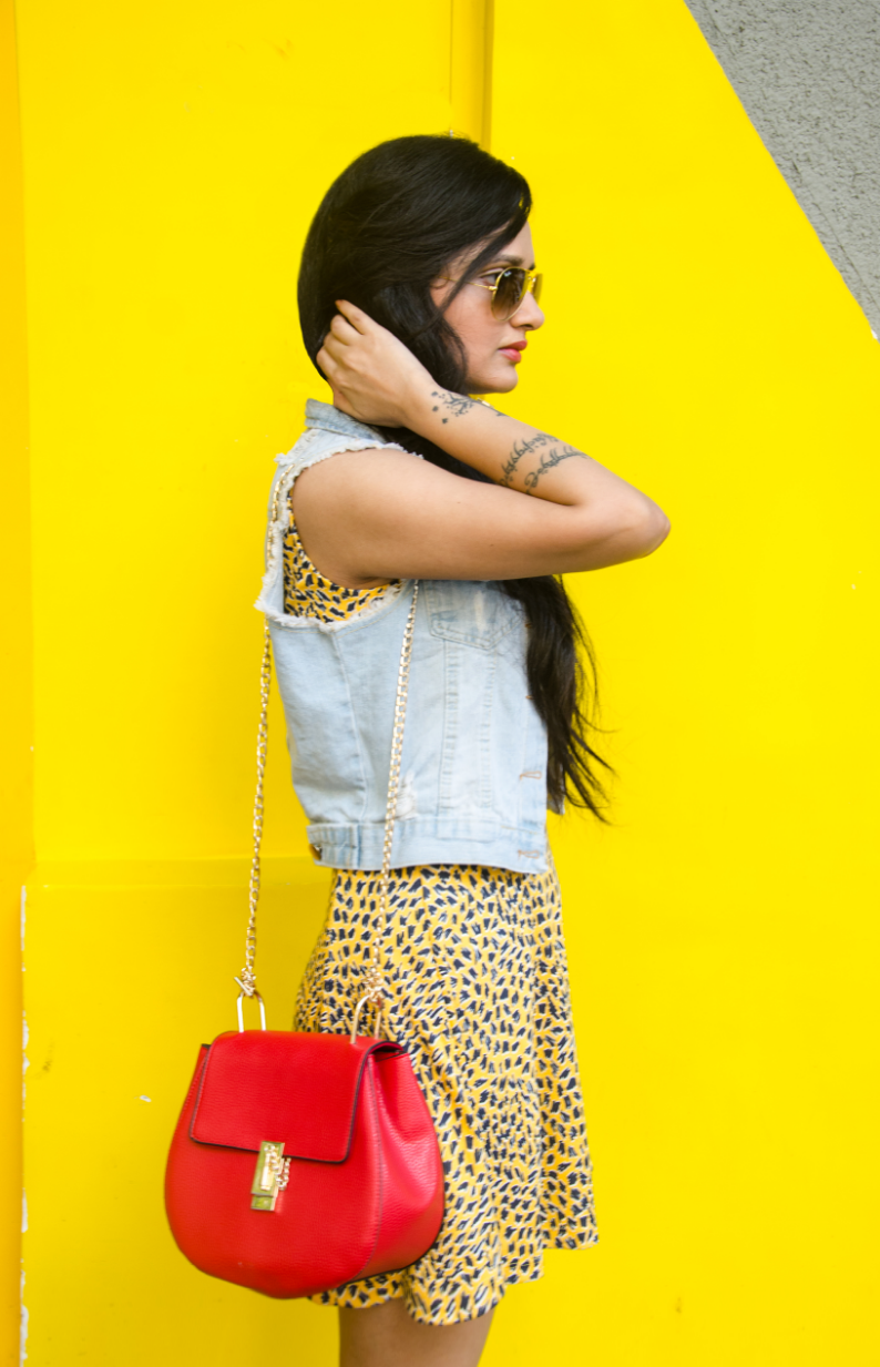 Nidhi Kunder | The Chic Armoire | Yellow Submarine 13