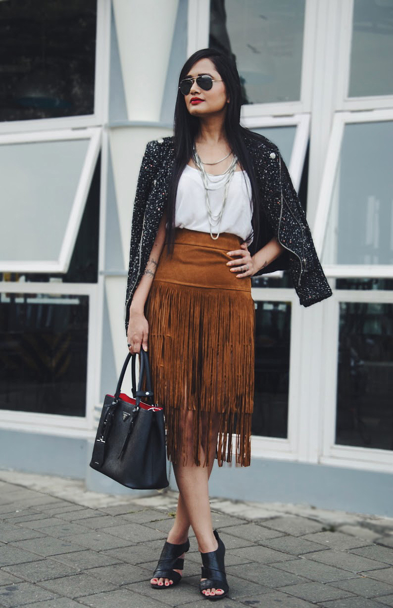 The-Chic-Armoire-by-Nidhi-Kunder-Fringe-Skirt 4