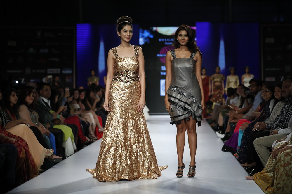 Marathi Actress Rujuta Shinde for Designer Shikha Kothari