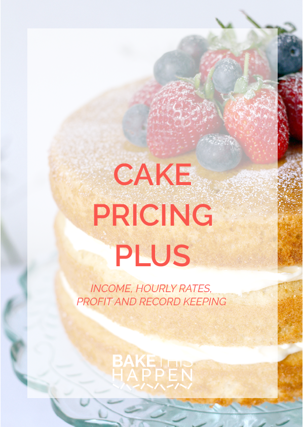 CAKE PRICING E-GUIDE -