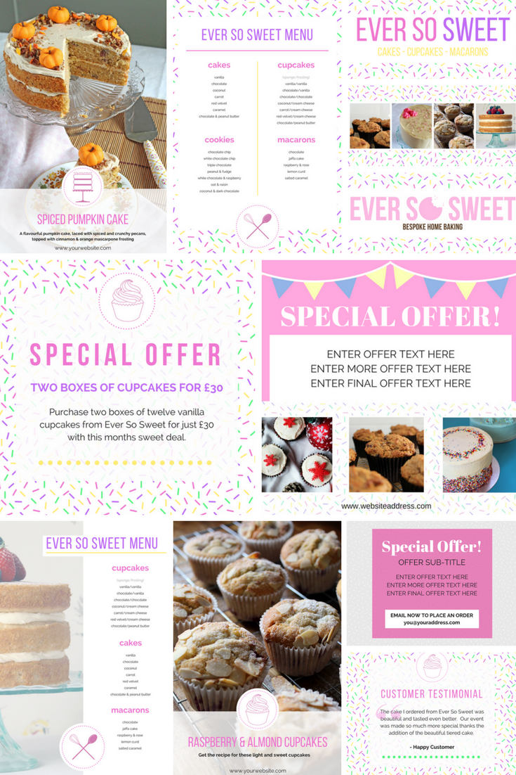 CANVA TEMPLATES -