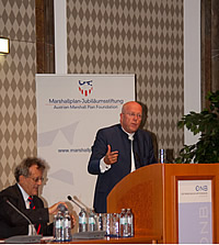 Dieter Lenzen, Präsident der Freien Universität Berlin