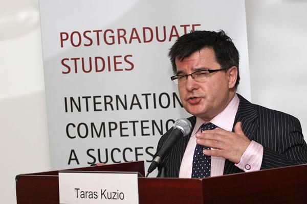 Talk by Taras Kuzio at The Diplomatic Academy — Austrian Marshall Plan  Foundation