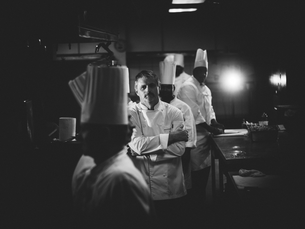 Chef Thierry Isambert