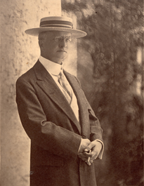 James Deering (1859-1925)  - Photo from vizcaya.org