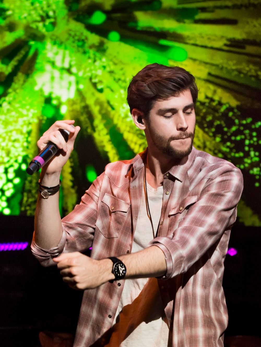 Alvaro Soler, Spanish singer, songwriter & composer. Photo: Magical Photos/Mitchell Zachs